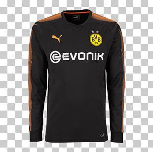 Borussia Dortmund T-shirt Third Jersey Kit PNG