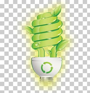 Efficient Energy Use Energy Conservation Environmentally Friendly Energy Saving Lamp Incandescent Light Bulb PNG