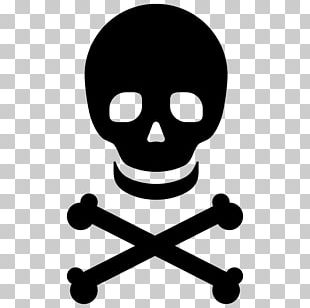 Skull And Crossbones Human Skull Symbolism Hazard Symbol Stock Photography PNG