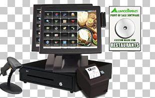 Point Of Sale Display Cash Register Retail Sales PNG