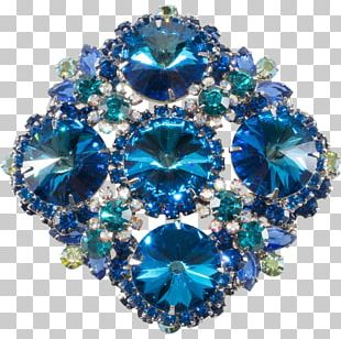 Gemstone Jewellery Brooch Cabochon Costume Jewelry PNG