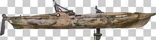 Old Town Canoe Predator PDL Boat Kayak Fishing PNG