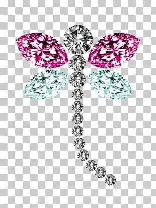 Dragonfly Decoration PNG