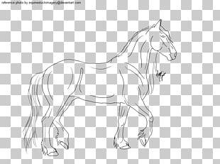 Friesian Horse Arabian Horse Mustang American Quarter Horse Pony PNG