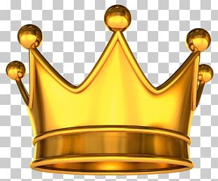 Gold Crown Graphics PNG