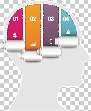 Infographic Brain Euclidean Graphic Design PNG