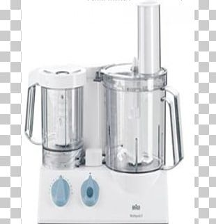 Mixer Food Processor Braun Blender Kitchen PNG