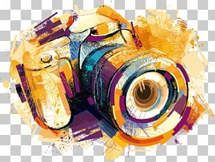 Camera Drawing Photography PNG