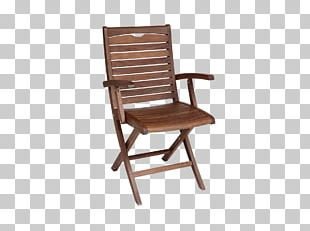 Table Folding Chair Garden Furniture Wood PNG