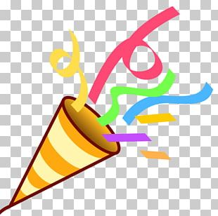 Party Horn Party Popper Paper PNG
