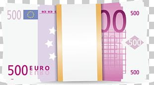 500 Euro Note Euro Banknotes United States Dollar PNG