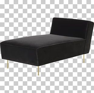 Chaise Longue Couch Chair Furniture Futon PNG