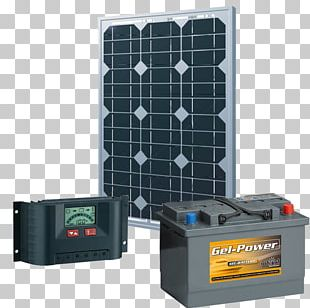 Stand-alone Power System Centrale Solare Solar Energy Solar Panels Photovoltaics PNG