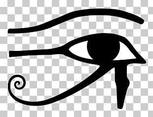 Eye Of Horus Ancient Egypt Wadjet Ra PNG