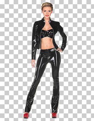 Leggings Leather Jacket Coat Jeans PNG