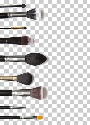 Cosmetics Makeup Brush Beauty Fashion PNG
