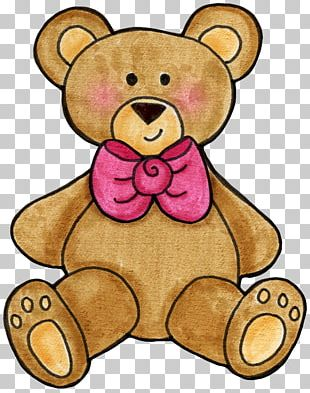 Wedding Invitation Baby Shower Teddy Bear Greeting & Note Cards PNG