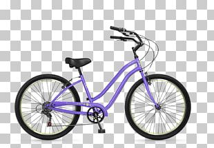 Cruiser Bicycle Single-speed Bicycle Bicycle Frames Mountain Bike PNG