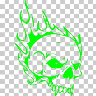 Airbrush Stencil Human Skull Symbolism Drawing PNG