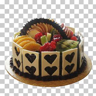 Fruitcake Chocolate Cake Black Forest Gateau Bakery Birthday Cake PNG