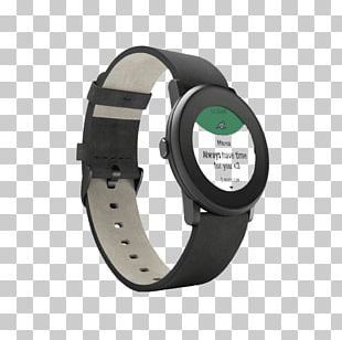 Pebble Time LG G Watch R Smartwatch PNG