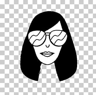 Female Glasses Eye Woman PNG