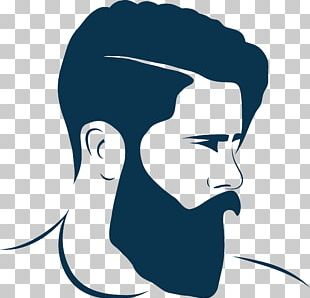 Hairstyle Beard Barber Fashion PNG
