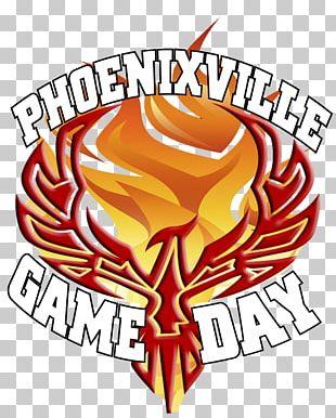 Phoenixville Illustration Graphic Design Logo PNG