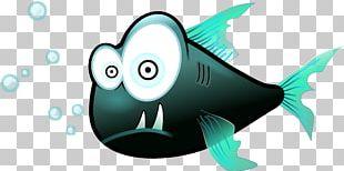 Piranha PNG