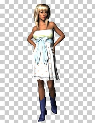 Cocktail Dress Clothing Woman PNG