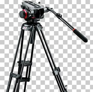 Manfrotto Tripod Video Cameras Photography PNG