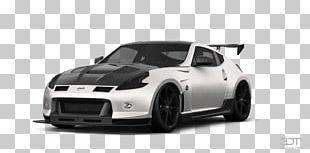 Tire Car Motor Vehicle Alloy Wheel Nissan 370Z PNG