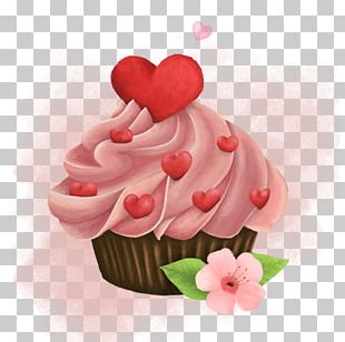Cupcake Frosting & Icing Cake Decorating Royal Icing Buttercream PNG