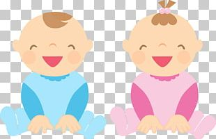 Twin Birth Infant PNG