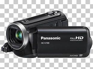 Video Cameras Panasonic HC-V100 Panasonic HM-TA2 PNG