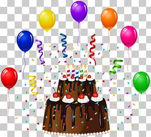 Birthday Cake Cupcake Chocolate Cake PNG