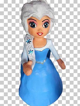 Elsa Doll Piñata Character Strawberry Shortcake PNG