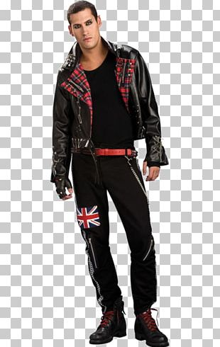 T-shirt Costume Party Punk Rock Halloween Costume PNG