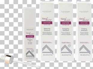 Alfaparf Semi Di Lino Diamond Cristalli Liquidi Hair Care Scalp Skin PNG