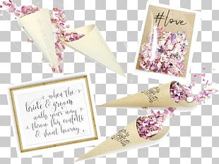 Petal Confetti Wedding Lilac Dollz PNG