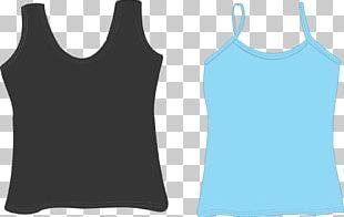 Top Sleeveless Shirt T-shirt PNG
