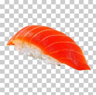 Sushi Makizushi California Roll Smoked Salmon Tempura PNG