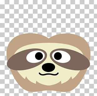 Horse Head Mask Dog Sloth Template PNG