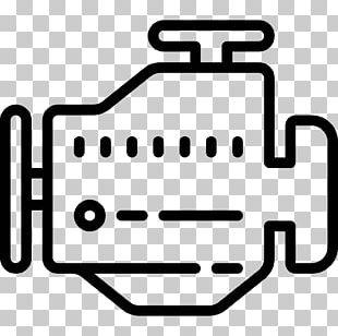 Car On-board Diagnostics Computer Icons System Immobiliser PNG