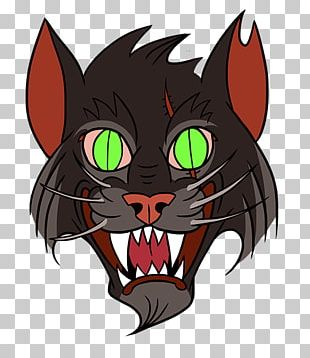 Whiskers Cat Art Design By Humans Felidae PNG