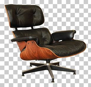 Eames Lounge Chair Lounge Chair And Ottoman Charles And Ray Eames Herman Miller PNG