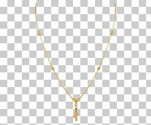Necklace Charms & Pendants Chain Jewellery Gold PNG