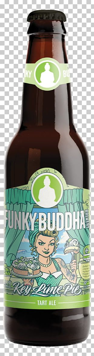 India Pale Ale Funky Buddha Brewery Beer Key Lime Pie PNG