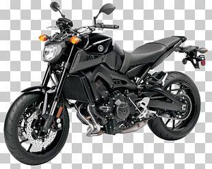 Yamaha Motor Company Yamaha FZ-09 Motorcycle Yamaha FZX750 Straight-three Engine PNG