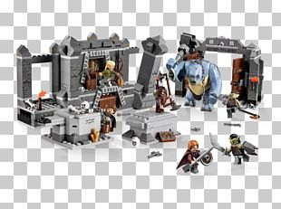 Lego The Lord Of The Rings Gimli Lego The Hobbit Moria PNG